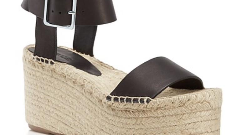 The Flatform Sandal