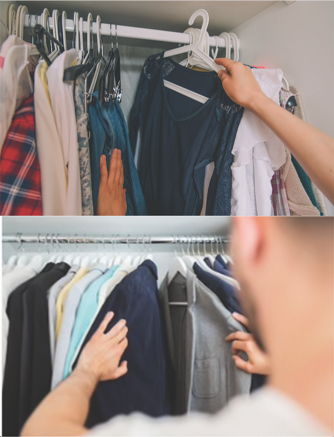 Easy Wardrobe Updates For My Husband and I