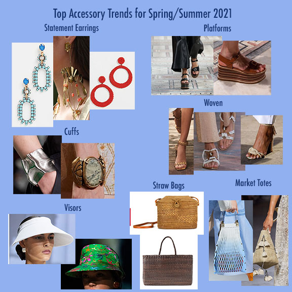 Spring/Summer Accessory Trends